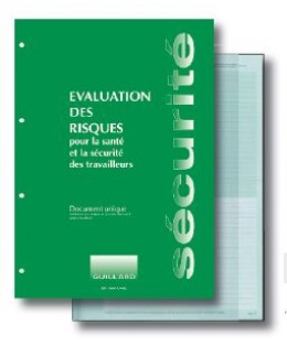Document unique d'évaluation des risques